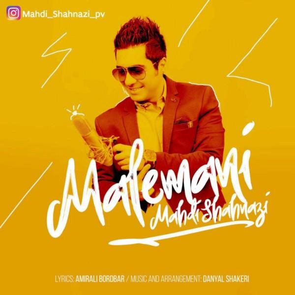 Mahdi Shahnazi - Male Mani