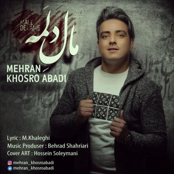 Mehran Khosroabadi - Male Delame