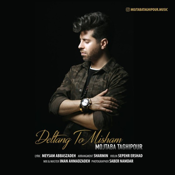 Mojtaba Taghipour - Deltange To Misham