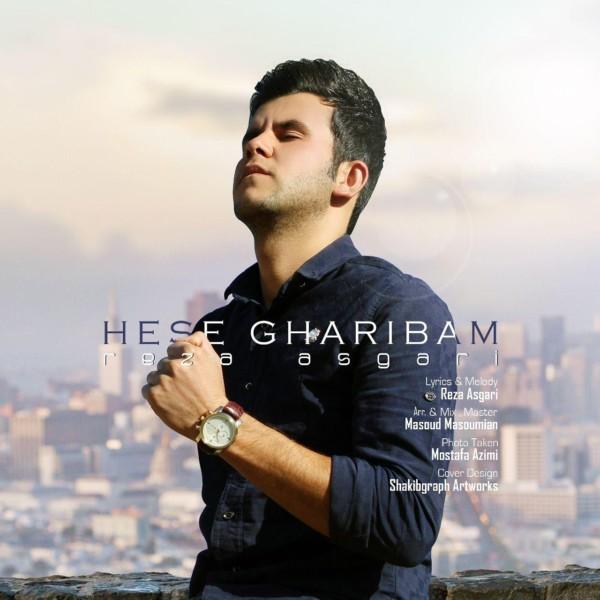 Reza Asgari - Hese Gharibam