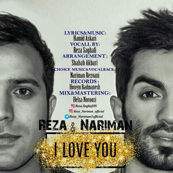 Reza Nariman - I Love You