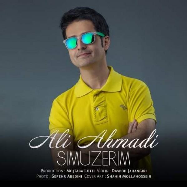 Ali Ahmadi - Simozarim