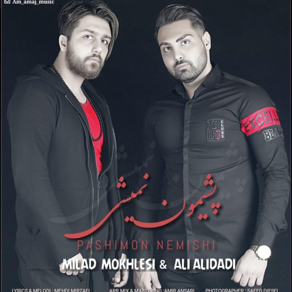 Milad Mokhlesi & Ali Alidadi - Pashimon Nemishi