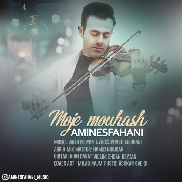 Amin Esfahani - Moje Mouhash