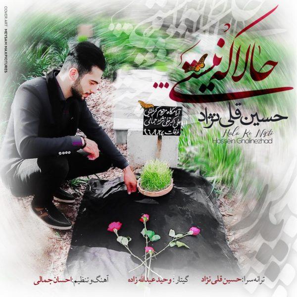 Hossein Gholi Nezhad - Hala Ke Nisti