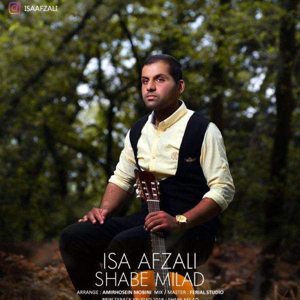 Isa Afzali - Shabe Milad