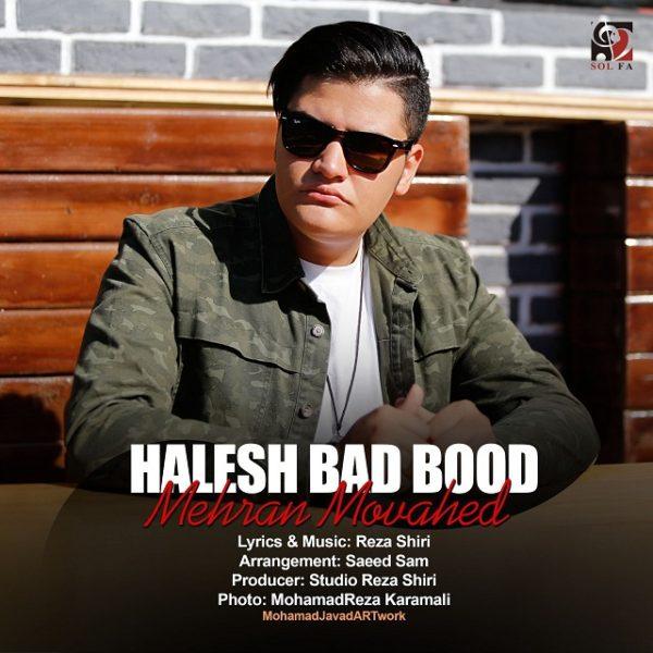 Mehran Movahed - Halesh Bad Bood