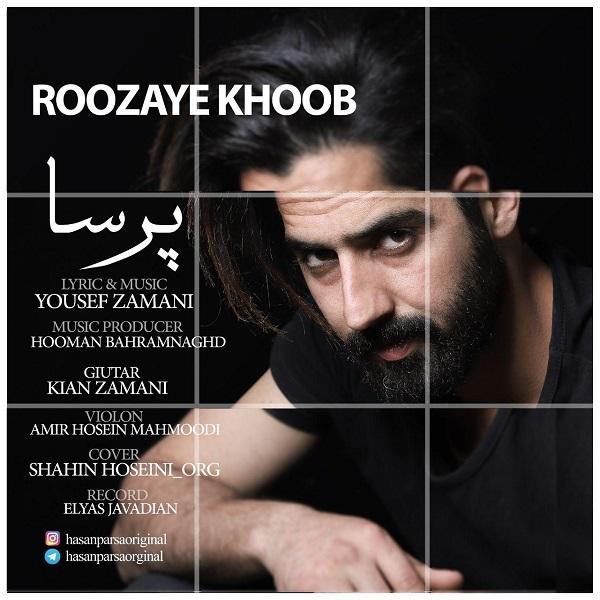 Parsa - Roozaye Khoob