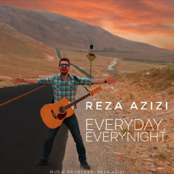 Reza Azizi - Everyday Everynight