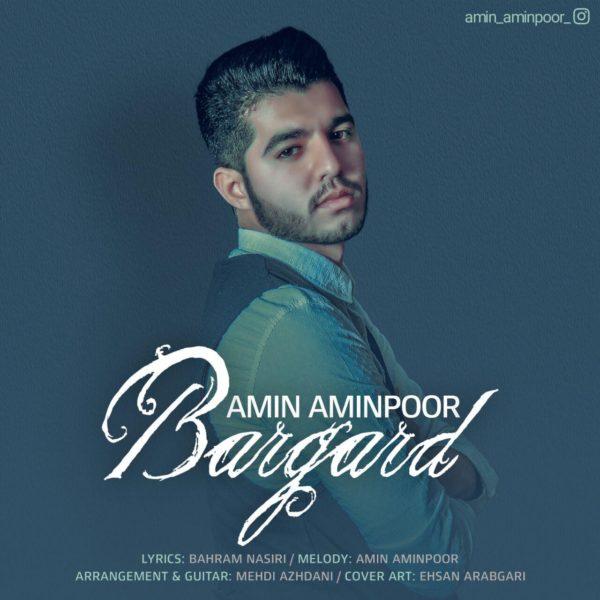 Amin Aminpoor - Bargard